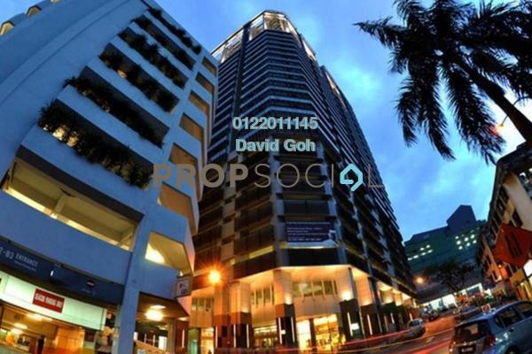 For Sale Condominium at Bintang Fairlane Residences, Bukit Bintang Freehold Fully Furnished 0R/1B 638k