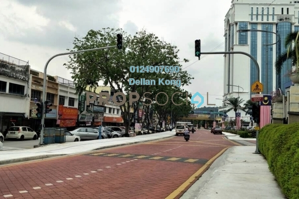 For Sale Shop at Section 52, Petaling Jaya Leasehold Unfurnished 0R/0B 3.95m