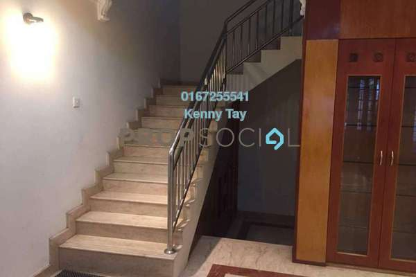 For Sale Terrace at Taman Rainbow, Jalan Ipoh Freehold Semi Furnished 4R/3B 1.29m