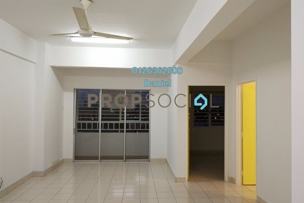 For Rent Condominium at Vista Mutiara, Kepong Freehold Semi Furnished 2R/2B 1.3k