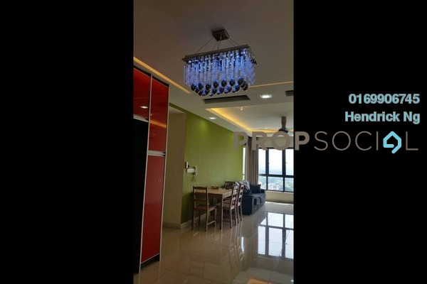 For Rent Condominium at Covillea, Bukit Jalil Freehold Semi Furnished 3R/3B 2.7k