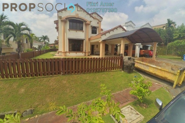 For Sale Semi-Detached at Section 13, Shah Alam Leasehold Semi Furnished 5R/4B 1.9m