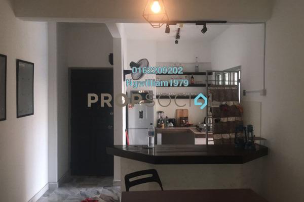 For Sale Condominium at Pandan Mewah Heights, Pandan Indah Freehold Semi Furnished 3R/2B 360k