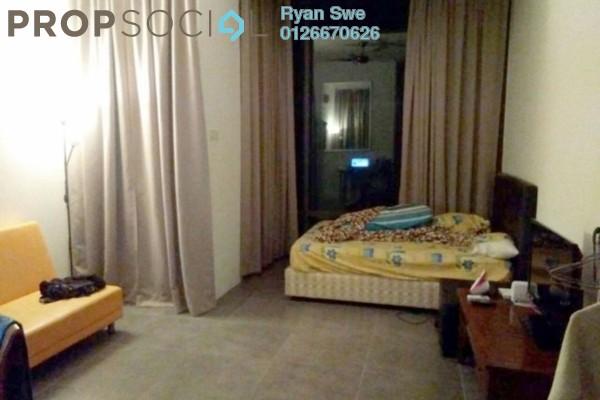 For Sale Condominium at Empire Damansara, Damansara Perdana Freehold Semi Furnished 0R/1B 250k