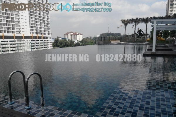 For Sale Serviced Residence at Alam Sanjung, Shah Alam Freehold Unfurnished 3R/2B 428k