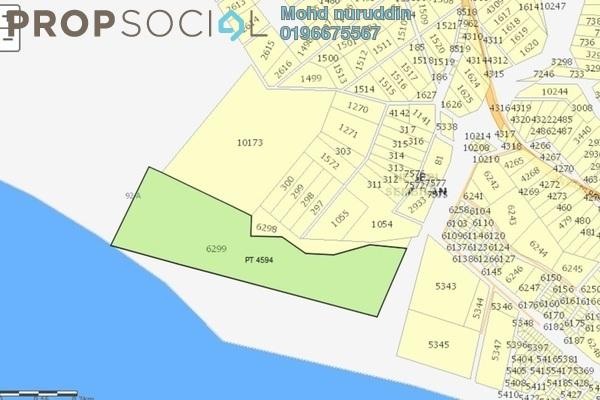 For Sale Land at Kampung Tanjung Agas, Muar Leasehold Unfurnished 0R/0B 20m