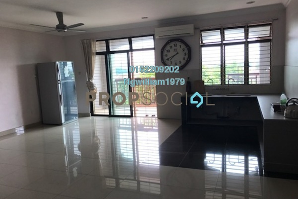 For Sale Superlink at Taman Sri Bintang, Kepong Freehold Semi Furnished 7R/7B 2.1m