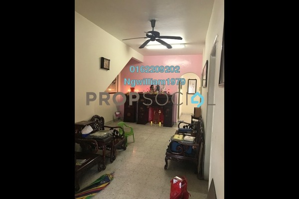 For Sale Terrace at Happy Garden, Old Klang Road Freehold Semi Furnished 6R/4B 918k