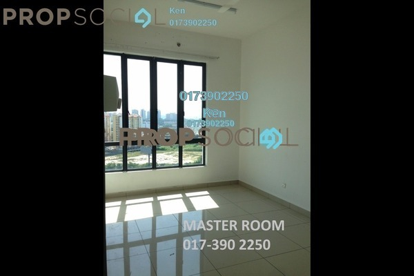For Sale Condominium at USJ One Park, UEP Subang Jaya Leasehold Unfurnished 4R/3B 520k