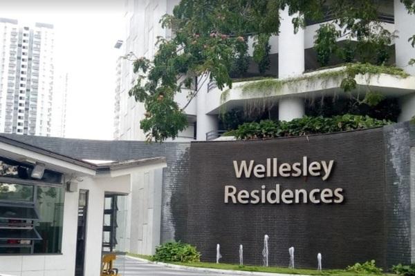 For Rent SoHo/Studio at Wellesley Residences, Butterworth Freehold Semi Furnished 1R/1B 950translationmissing:en.pricing.unit