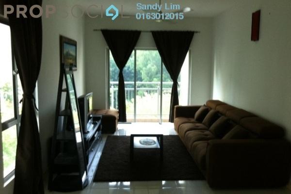 For Sale Condominium at Metropolitan Square, Damansara Perdana Freehold Fully Furnished 3R/2B 600k