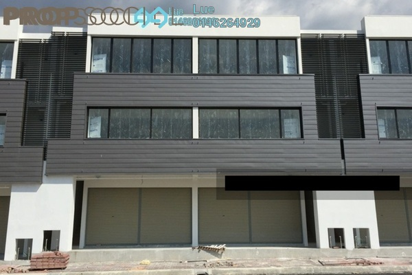 For Rent Shop at Setia Taipan, Setia Alam Freehold Unfurnished 0R/6B 2.5k