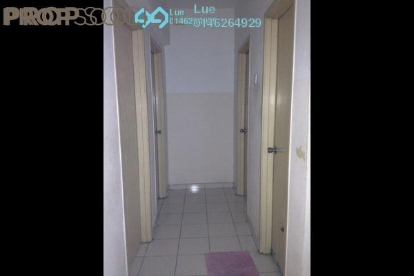 For Sale Condominium at Pelangi Heights, Klang Freehold Semi Furnished 3R/2B 320k