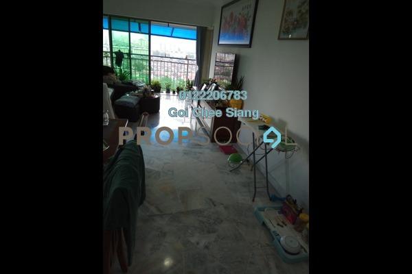 For Sale Condominium at Grandeur Tower, Pandan Indah Leasehold Semi Furnished 3R/2B 400k