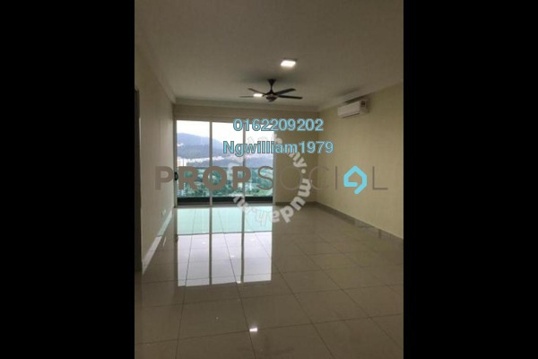 For Rent Condominium at Green Residence, Cheras South Freehold Semi Furnished 3R/2B 2.2k