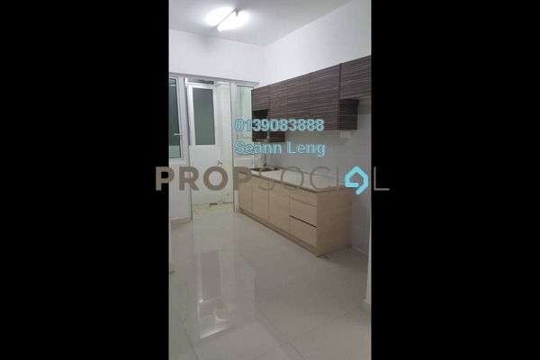 For Rent Condominium at Scenaria, Segambut Freehold Semi Furnished 3R/2B 1.65k
