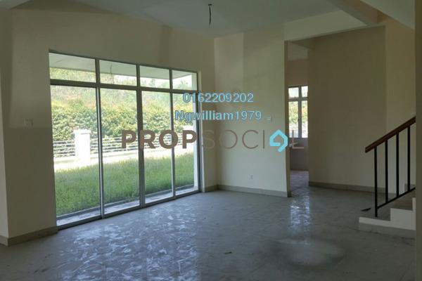 For Sale Terrace at Taman Cheras Idaman, Bandar Sungai Long Freehold Unfurnished 4R/3B 888k