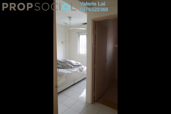 For Rent Apartment at Carmila Apartment, Kota Damansara Freehold Semi Furnished 3R/2B 1.25k