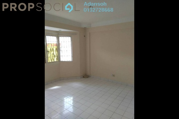 For Sale Apartment at Desa Dua, Kepong Freehold Semi Furnished 3R/2B 268k