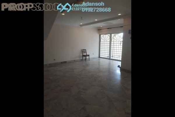 For Sale Terrace at Taman Sri Bintang, Kepong Freehold Semi Furnished 4R/3B 938k