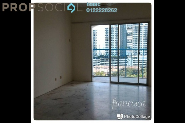 For Sale Apartment at Kenanga Apartment, Pusat Bandar Puchong Freehold Semi Furnished 3R/2B 350k