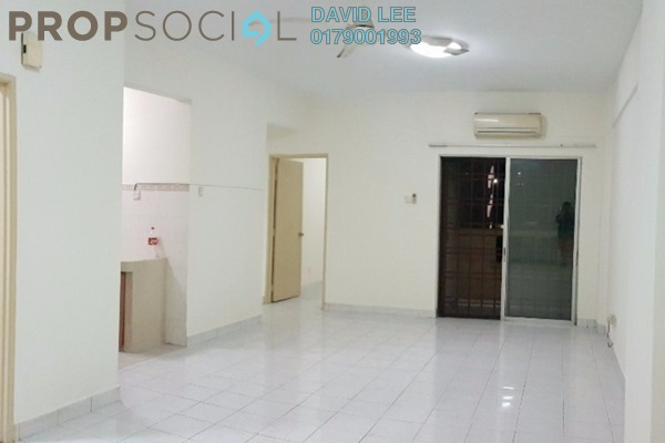 For Rent Condominium at Pelangi Damansara, Bandar Utama Freehold Unfurnished 3R/2B 1.2k