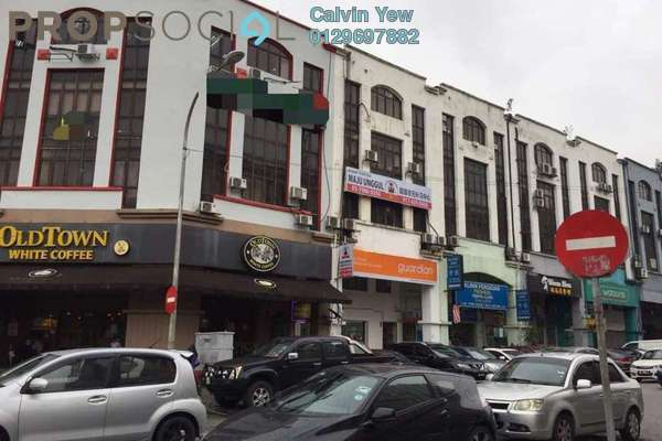For Rent Shop at Kuchai Entrepreneurs Park, Kuchai Lama Freehold Semi Furnished 0R/2B 1.8k