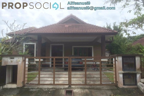 For Rent Bungalow at Desa Budiman, Bandar Sungai Long Freehold Semi Furnished 4R/4B 2k