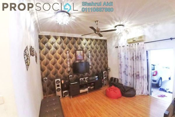 For Sale Terrace at Park Avenue, Seremban 2 Freehold Semi Furnished 4R/3B 460k