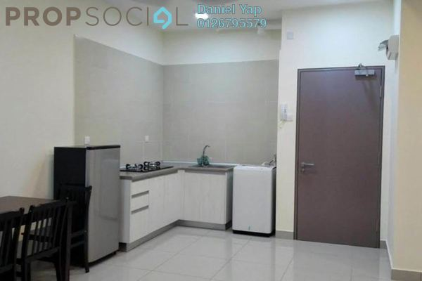 For Rent Condominium at Flexis @ One South, Seri Kembangan Freehold Unfurnished 1R/1B 1.1k