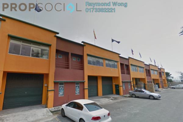 For Rent Factory at Taman Meranti Jaya, Puchong Freehold Unfurnished 0R/2B 3.4k