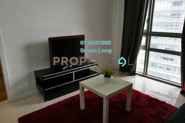 For Rent Condominium at Cascades, Kota Damansara Freehold Fully Furnished 1R/1B 1.85k