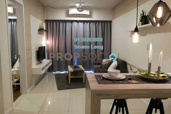 For Rent Condominium at Cascades, Kota Damansara Freehold Fully Furnished 1R/1B 1.9k