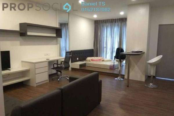For Rent Serviced Residence at Silk Sky, Balakong Freehold Fully Furnished 1R/1B 1.4k