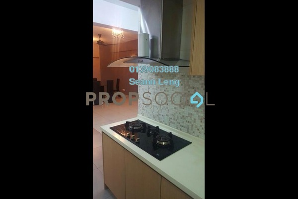 For Rent Condominium at Villa Orkid, Segambut Freehold Fully Furnished 3R/2B 2.8k