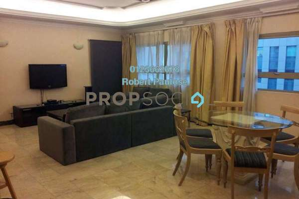 For Rent Condominium at Crown Regency, KLCC Freehold Fully Furnished 3R/3B 5k