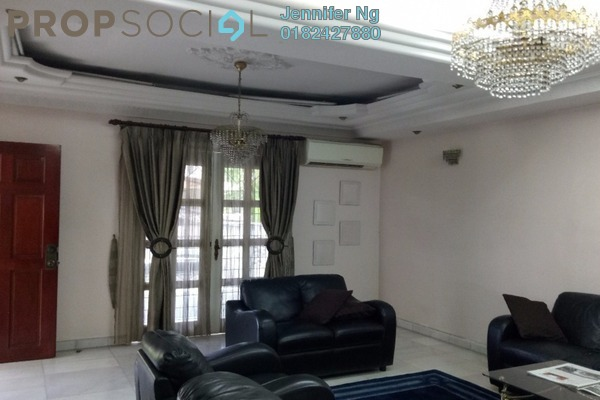 For Sale Terrace at USJ 3, UEP Subang Jaya Freehold Semi Furnished 5R/3B 1.15m