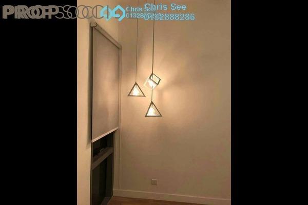 For Rent Condominium at Reflection Residences, Mutiara Damansara Freehold Semi Furnished 2R/2B 2.8k