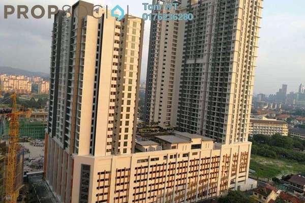 For Rent Condominium at Ascenda Residence @ SkyArena, Setapak Freehold Unfurnished 3R/2B 1.5k