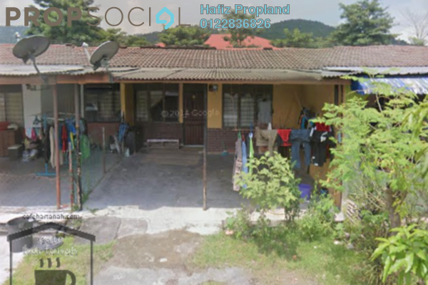 For Sale Terrace at Taman Sri Nanding, Hulu Langat Freehold Unfurnished 3R/1B 290k