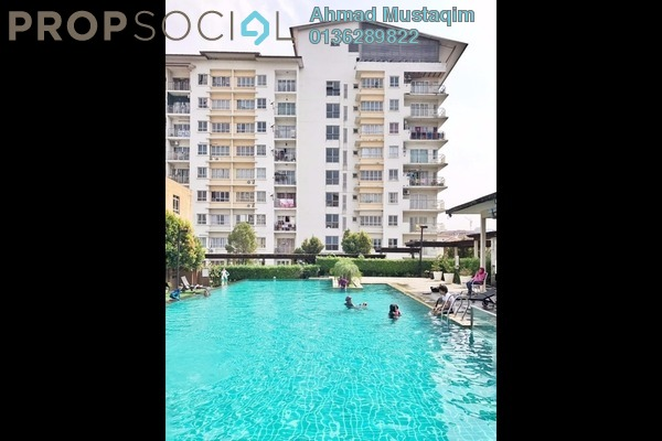 For Sale Condominium at Park Avenue, Damansara Damai Freehold Unfurnished 3R/2B 345k