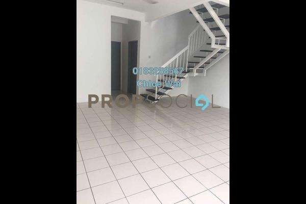 For Sale Terrace at Taman Puncak Jalil, Bandar Putra Permai Freehold Unfurnished 4R/3B 463k
