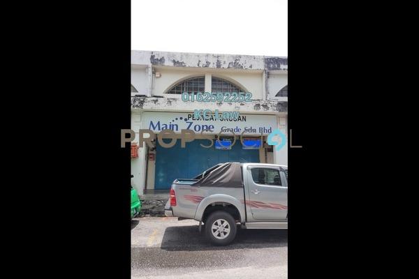 For Rent Shop at USJ 14, UEP Subang Jaya Freehold Unfurnished 0R/0B 3.5k