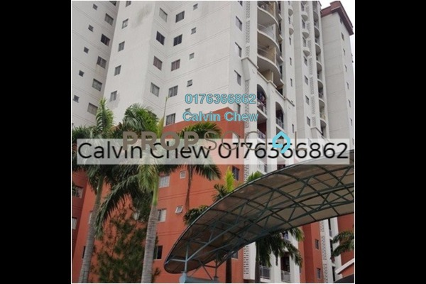 For Sale Condominium at Ketumbar Hill, Cheras Freehold Unfurnished 2R/2B 370k