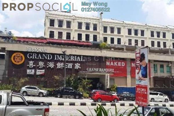 For Rent Shop at Plaza Damas, Sri Hartamas Freehold Semi Furnished 0R/0B 6.2k