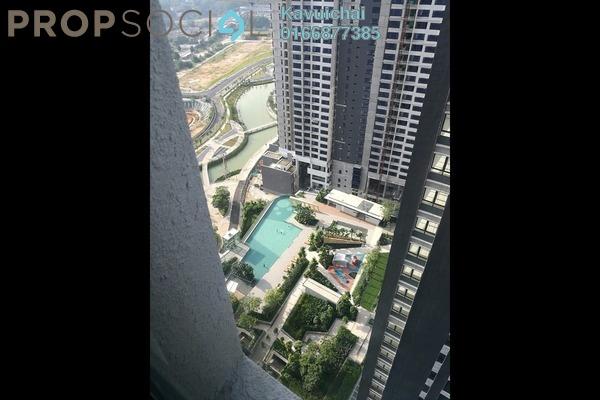 For Rent Condominium at Tropicana Metropark, Subang Jaya Freehold Fully Furnished 2R/2B 1.8k