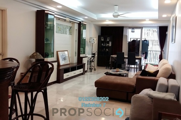 For Sale Condominium at Jasmine Towers, Petaling Jaya Freehold Fully Furnished 3R/2B 700k