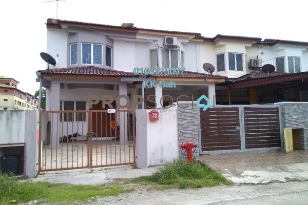 For Sale Link at Taman Sentosa, Klang Freehold Unfurnished 3R/1B 257k