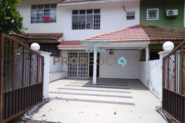 For Sale Terrace at Taman Muhibbah, Seri Kembangan Leasehold Semi Furnished 4R/3B 538k