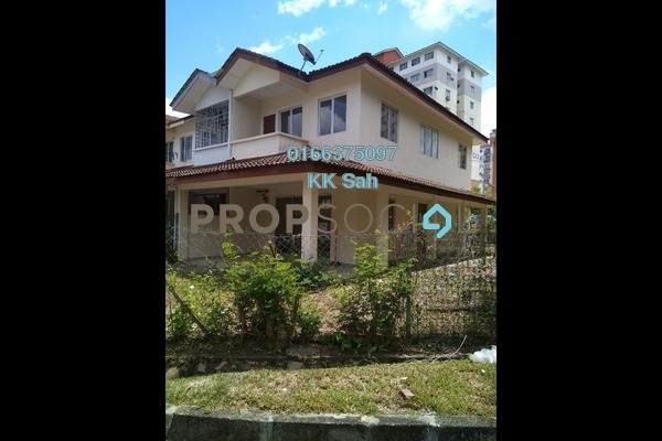 For Sale Terrace at Section 8, Bandar Mahkota Cheras Freehold Unfurnished 4R/3B 828k